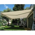 TENDA . HA BRACCIA CON TELO IN PARA' 400X300SP
