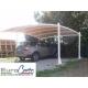 box auto pensilina parcheggio auto copertura impermeabile modello cover car telo ombreggiante
