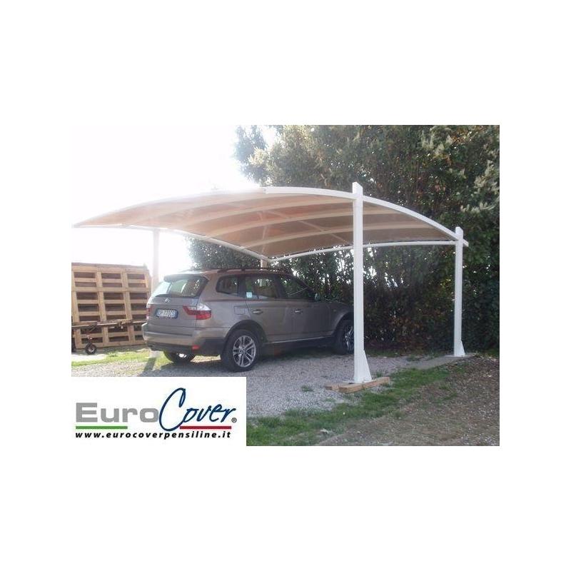 box auto tettoia pensilina copertura parcheggio auto